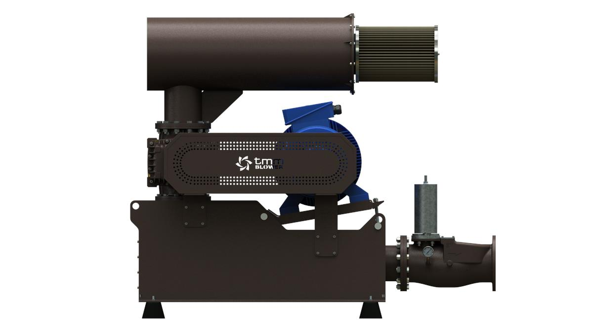 Hlb1621 Helical Lobe Blower Blower Products Manufacturers